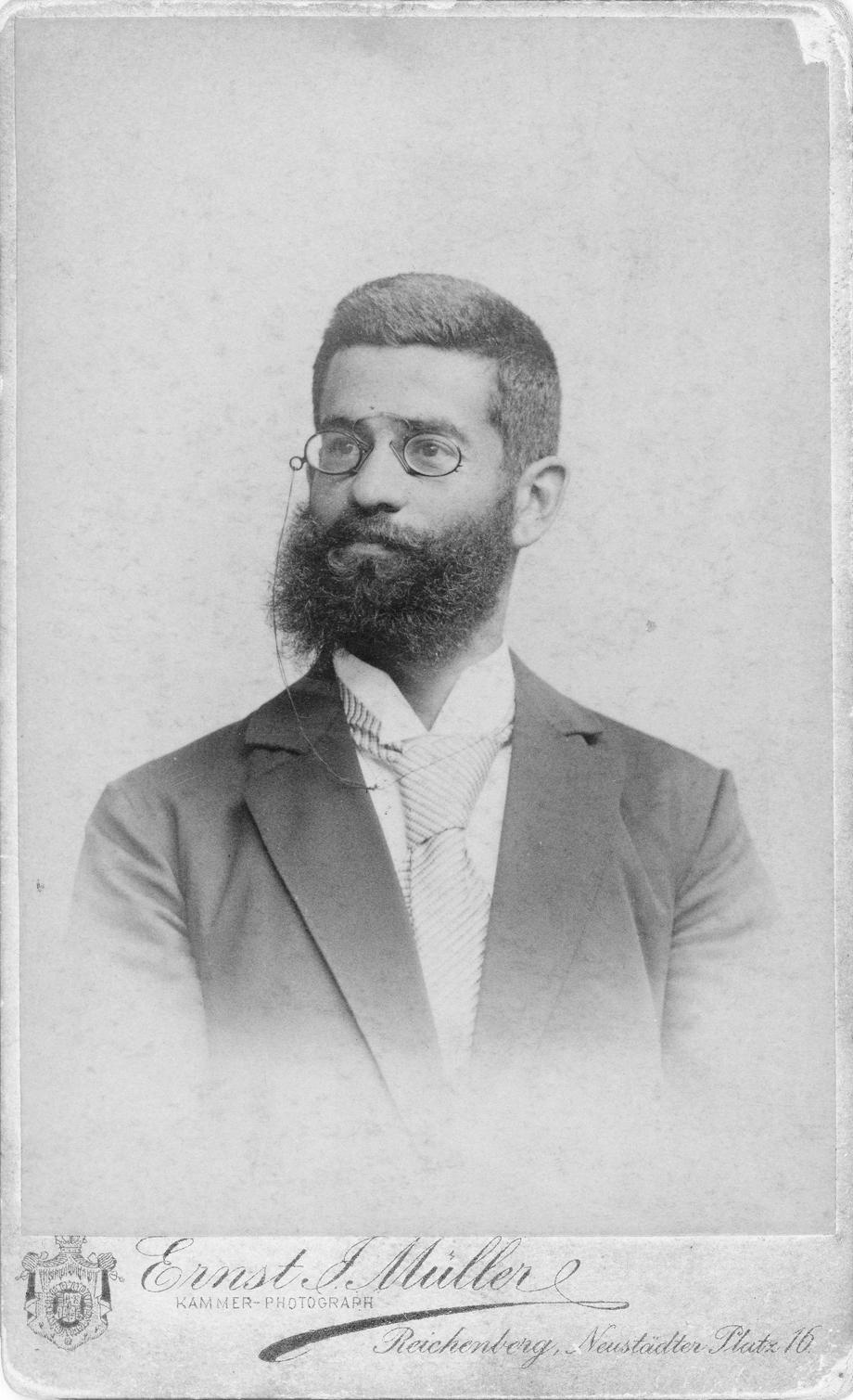 Ճորճ Ճերճեան, 1895