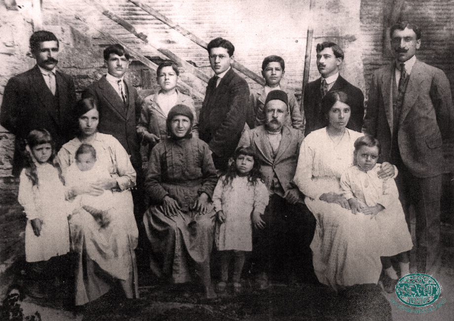 The Tarpinian/Chilingirian family from Hadjin