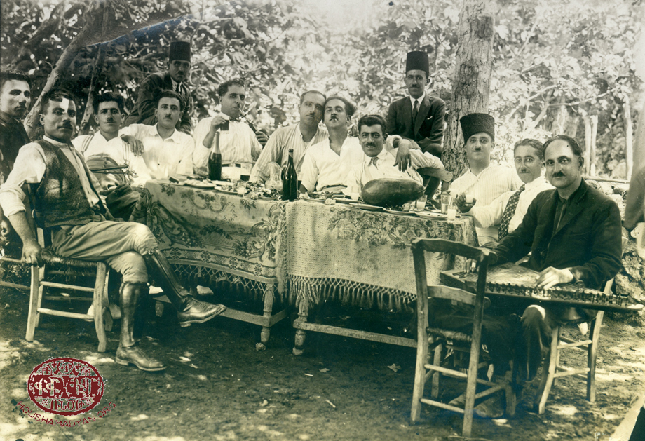 Dörtyol Armenians at a festivity – 1933