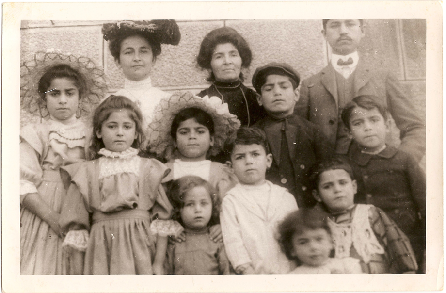Beirut, 1911: The families of Dikran and Avedis Kasardjian