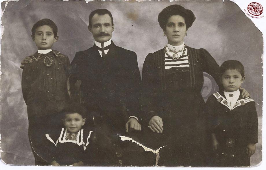 Mezire (Mamuretül-aziz), 1912