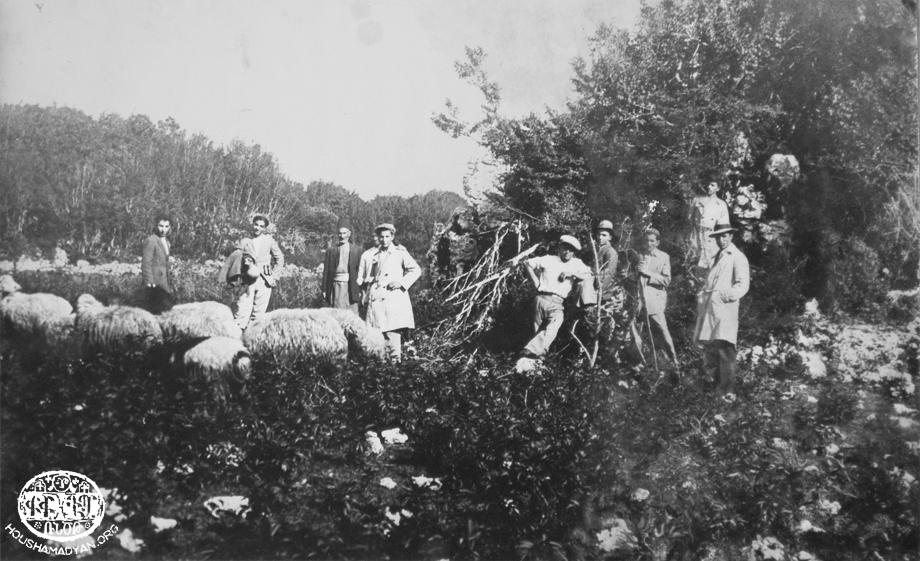 Մուսա Լերան գագաթին գտնուող Թաթարլանկ կոչուող վայրը