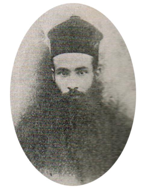 Rev. Vartan Der Minasian (1855-1916)