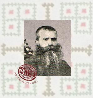 Senior Archmandrite Paren Melkonian (1873-1957)