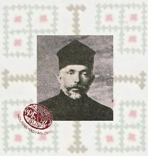 Rev. Sahag Bedrosian (1877-1927)