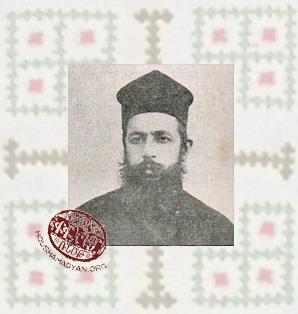 Rev. Nerses Shahinian (1860-1915)