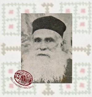 Rev. Bedros Darakdjian (1883-1912)
