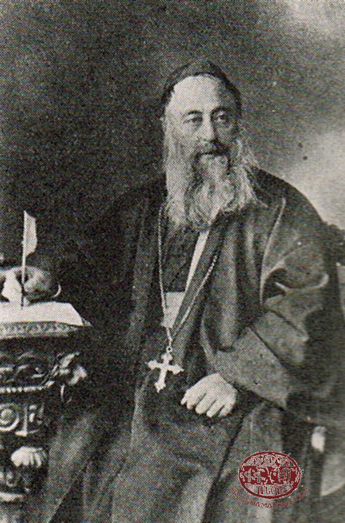 Archbishop Geghemes Mikayelian (1820-1890)