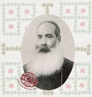 Archbishop Avedis Arpiarian (1856-1937)