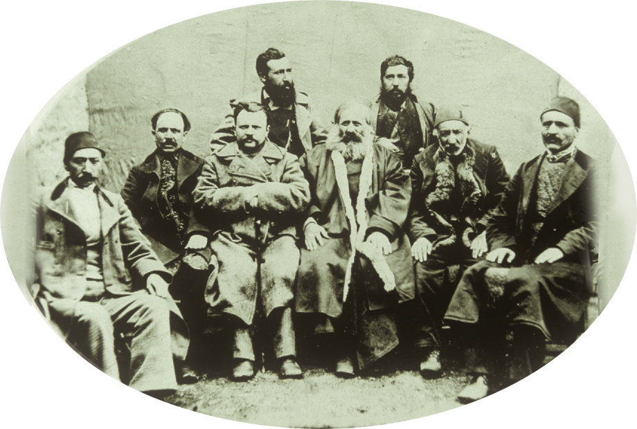 Van, December 1879: Khrimian and local Armenian notables