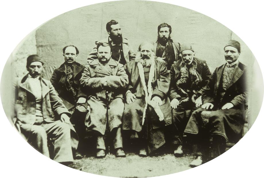 Վան, Դեկտեմբեր 1879. Խրիմեան Հայրիկ հայ երեւելիներուն ներկայութեամբ