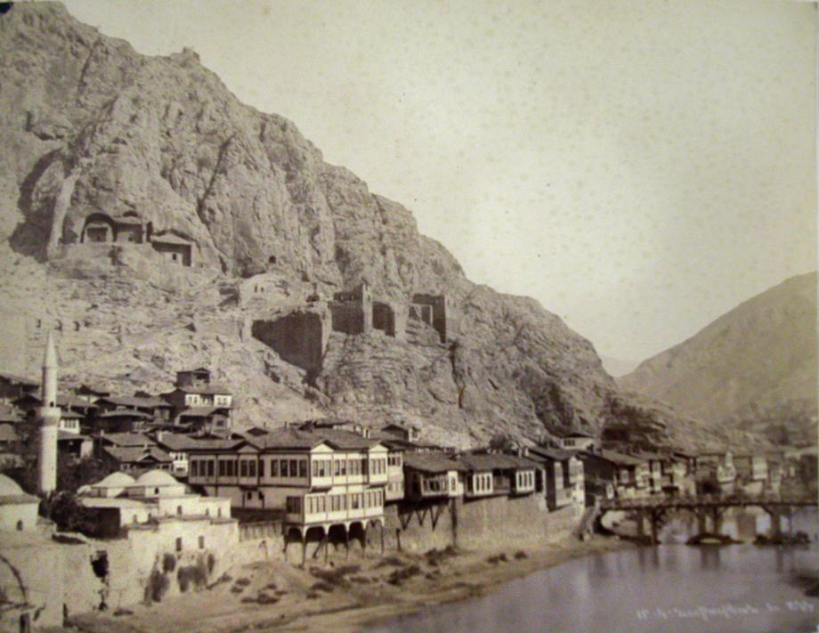 7) Ամասիոյ համայնապատկերը (Աղբիւր՝ Նուպարեան գրադարանի հաւաքածոյ)