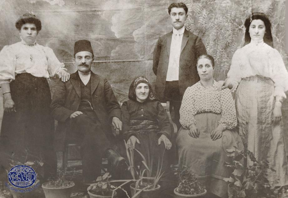 Harput/Kharpert, ca 1908-1909, Tufenkdjian family