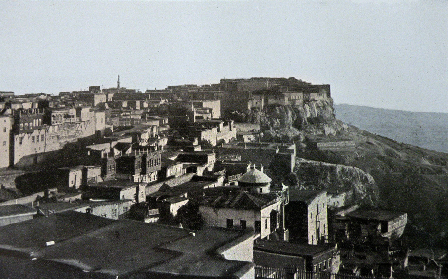 A scene from the town of Harput