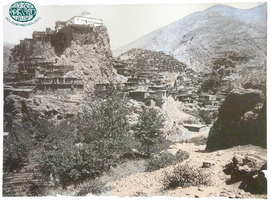 A scene from Hadjin
