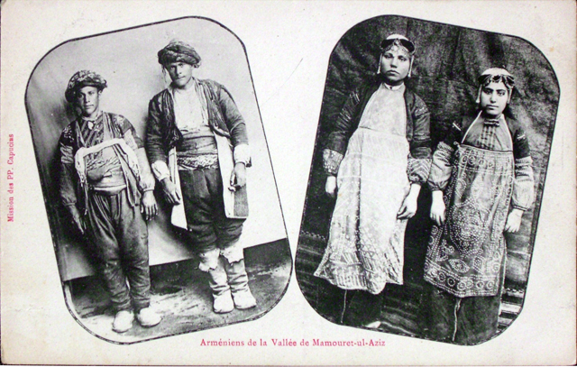 Armenian inhabitants of the plain of Harput/Kharpert