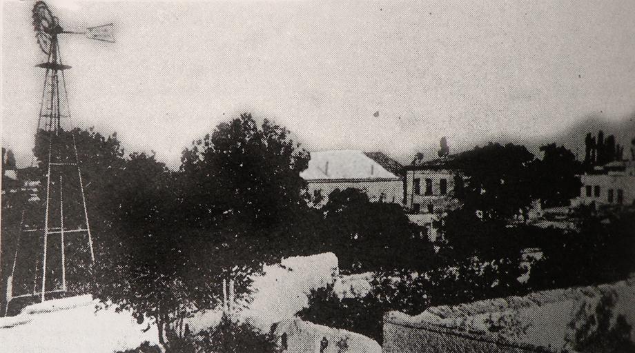 Marash. Djenanian College (Source: Kalusdian, op. cit.)