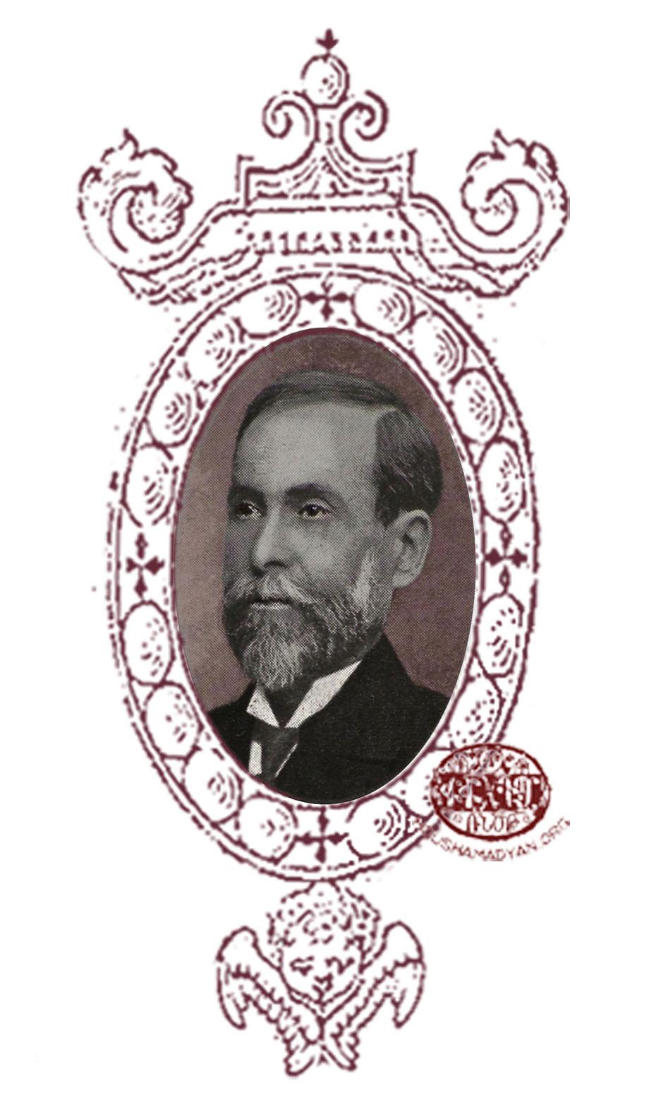 Nikoghos Tenekejian