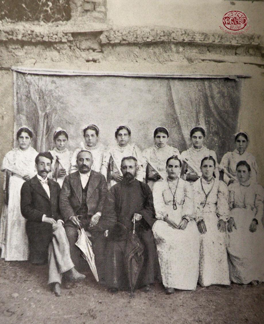Մեզիրէ. Կեդրոնական վարժարան