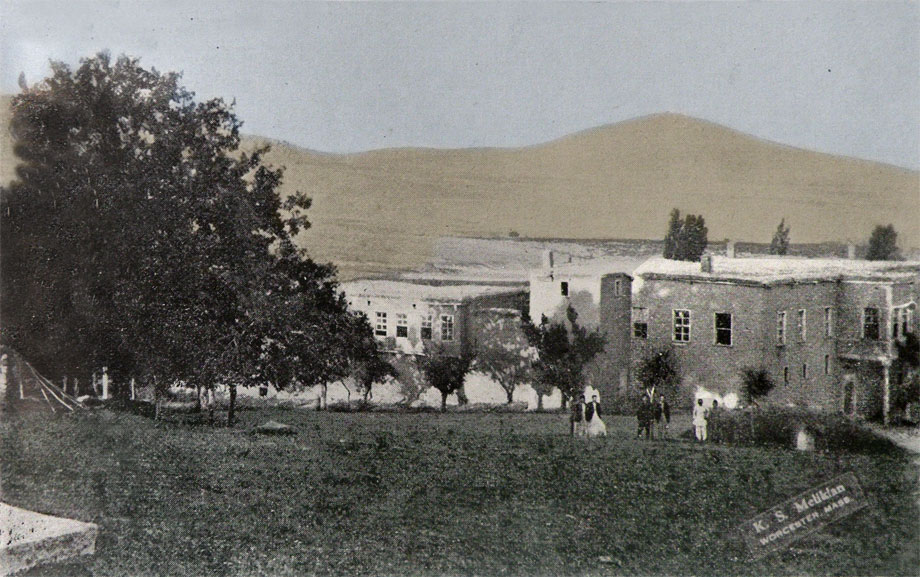 Khulakiugh/Hulvenk (now Şahinkaya) village's school