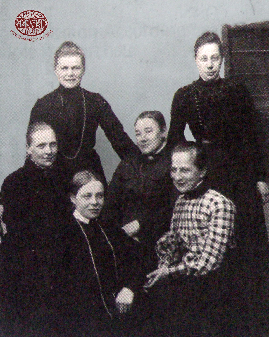 Missionaries in Mezire