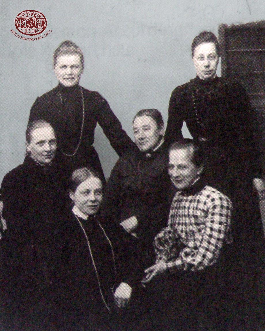 Missionaries in Mezire