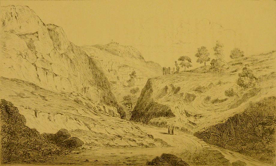 Հաճըն, փորագիր պատկեր