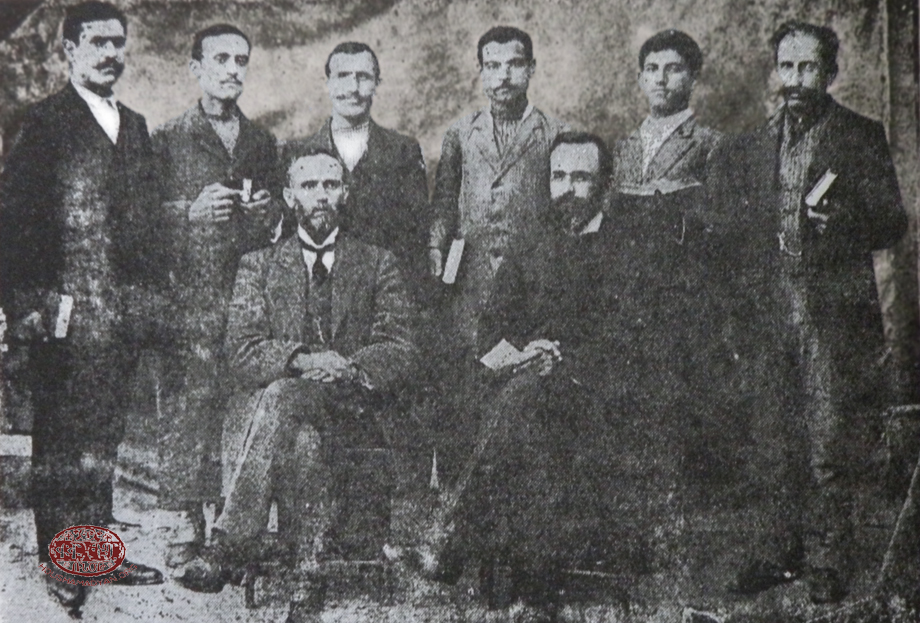 Mezire's Tateosian Biblical School
