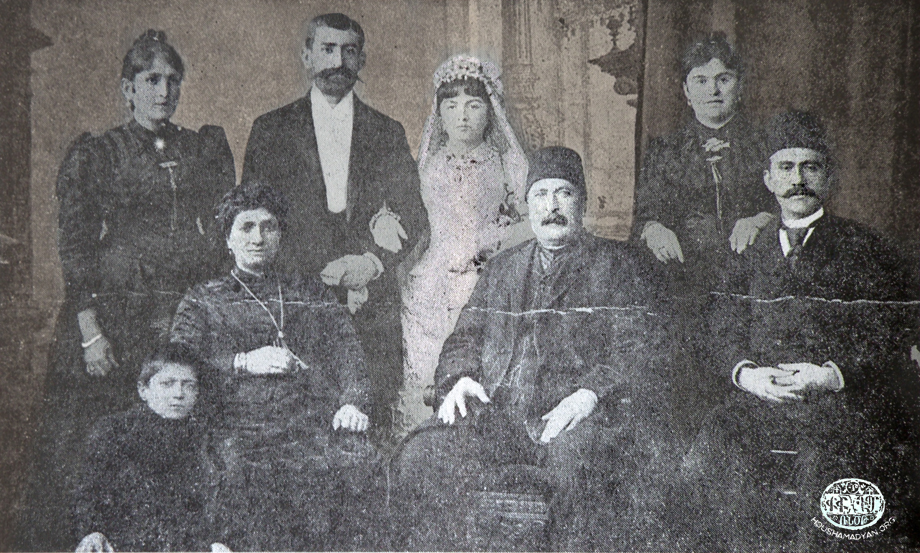 The Papazian family from Yozgat