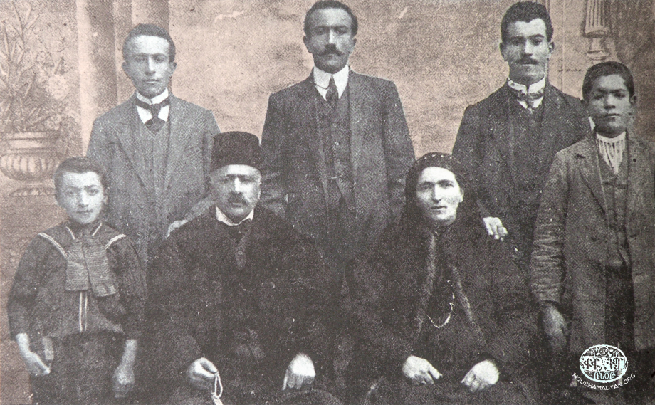 The Semerdjibashian family