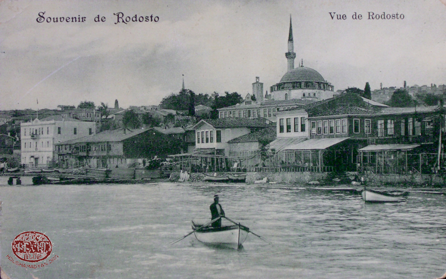 Tekirdağ/Rodosto (Source: Michel Paboudjian collection, Paris)