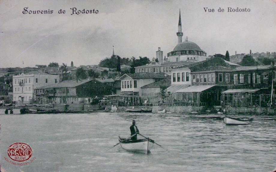 Tekirdağ/Rodosto (Source: Michel Paboudjian collection, Paris)