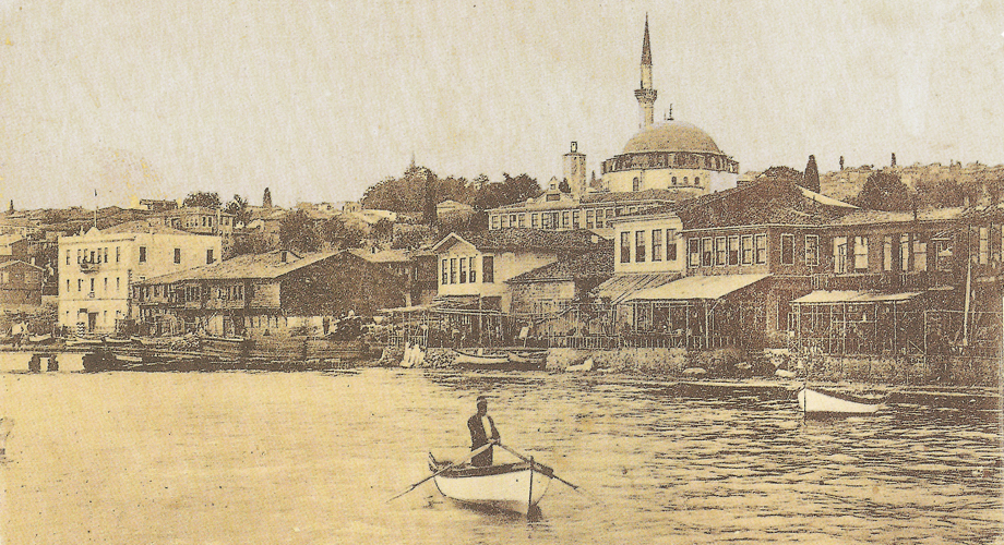 A scene from Edirne (Michel Paboudjian Collection)