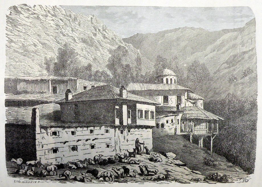 Gümüşhane/Gumushkhane: The Armenian Monastery of Sourp Pergitch
