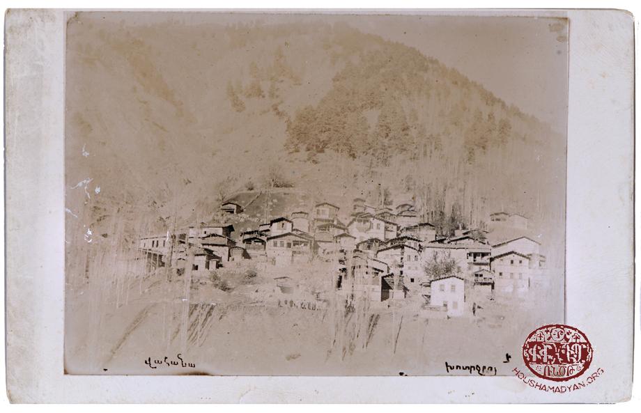 General view of the village of Khodorchur (present-day Sırakonaklar)