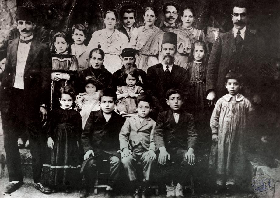 Agn/Eğin. The Papazian family