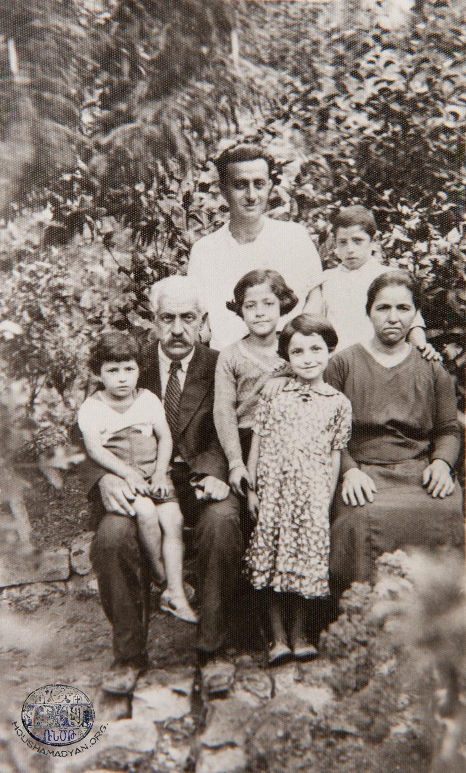 Պալեան ընտանիքը