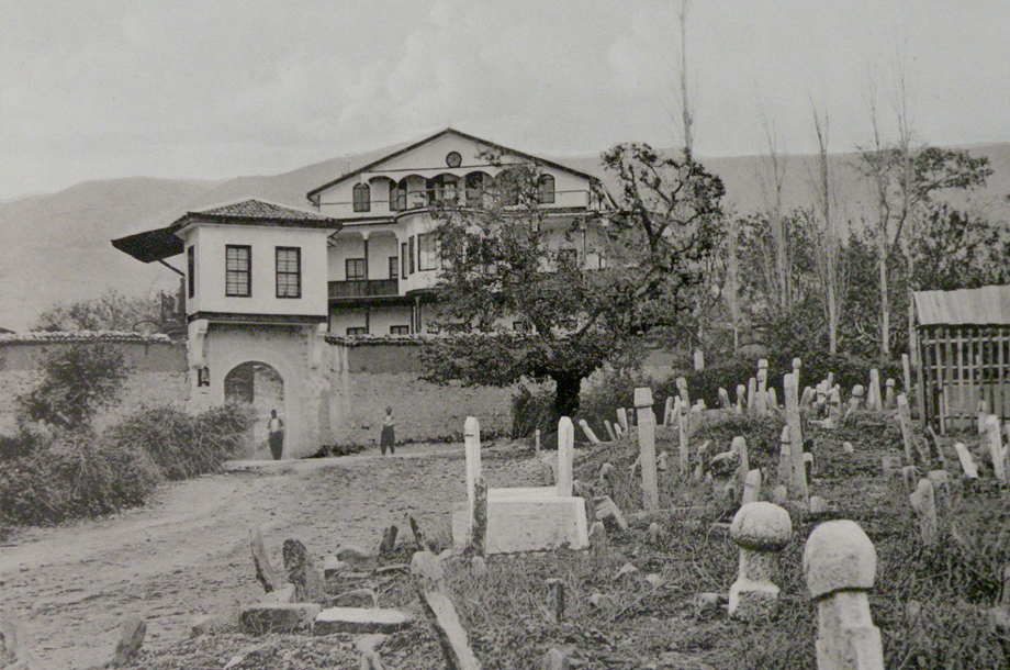 Salem - The German Mission hospital, Marash