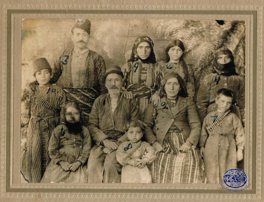 Habousi (present-day Ikizdemir), Kasabian family