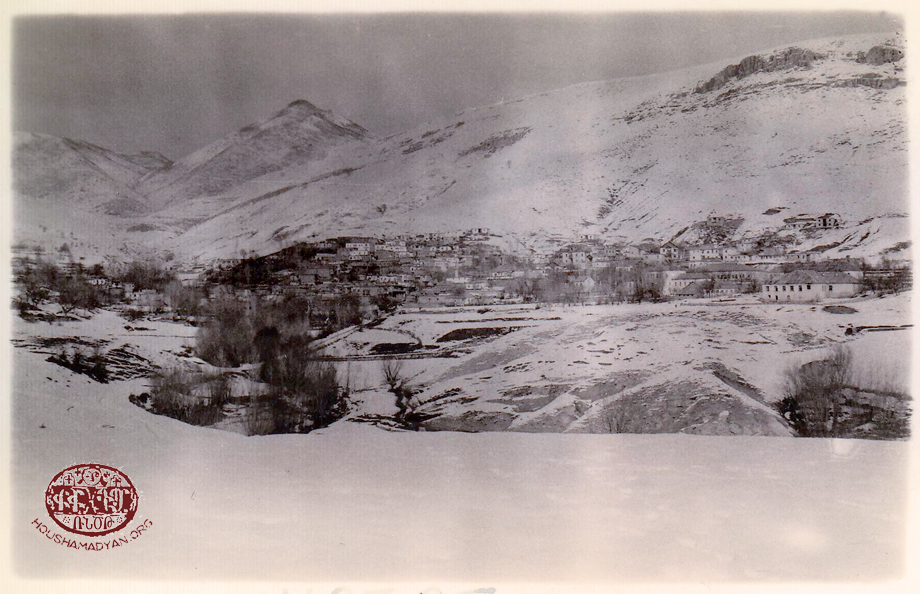 Hozat, 1937 veya 1938 civarı (Kaynak; kişisel koleksiyon)