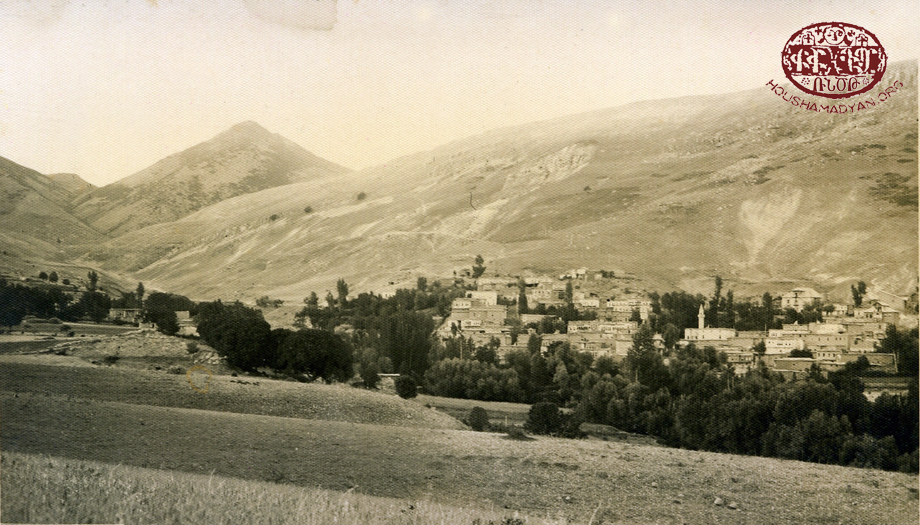 Khozat (Hozat), circa 1937-38 (Source: Private collection)