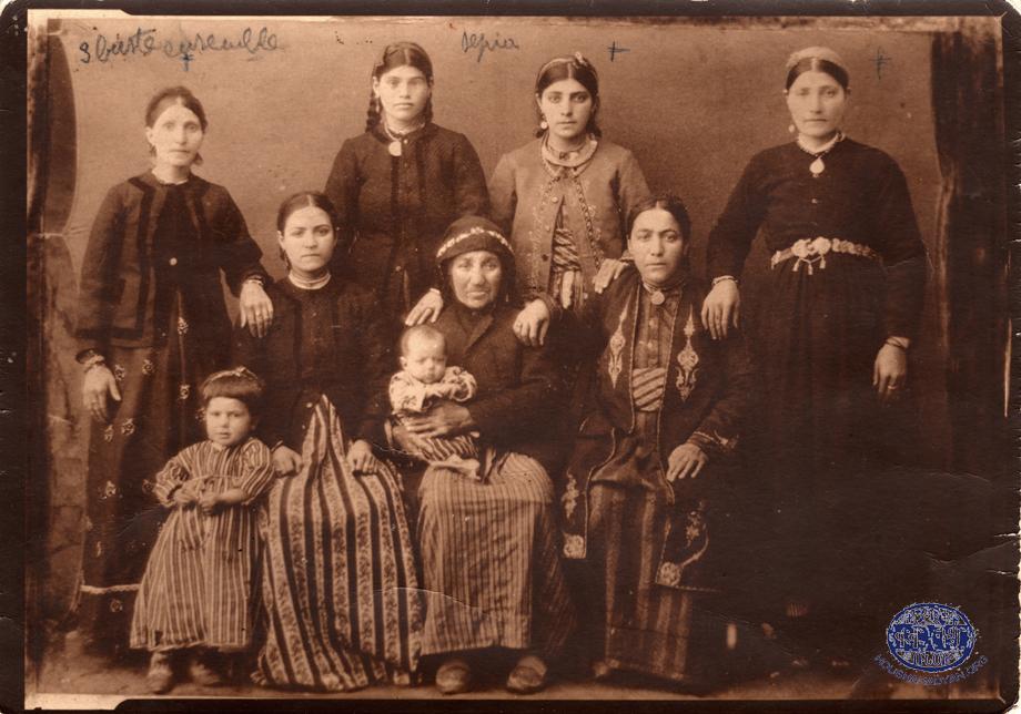 Hüsenig, Parigyan ailesi