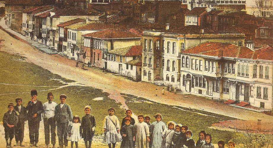 A scene from Izmit (Michel Paboudjian Collection)