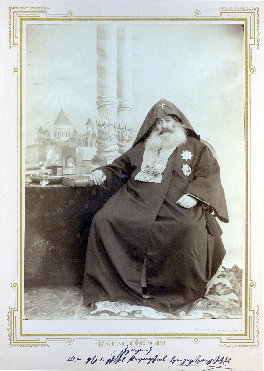 Father Mkrtitch Khrimian