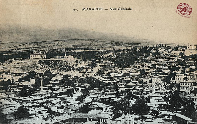 The town of Marash