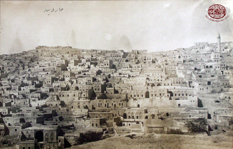 Mardin (Source: Michel Paboudjian collection, Paris)