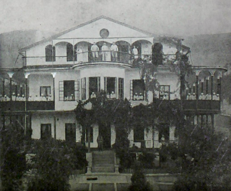 Salem Hospital – Property of the German Mission in Marash