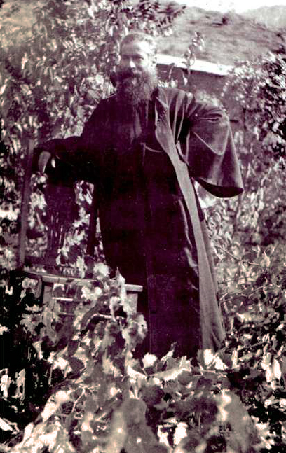Archbishop Nerses Tanielian, the prelate of Hadjin (born 1868, murdered 1915)