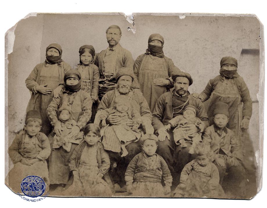 Pazmaşen, Cigarcıyan ailesi