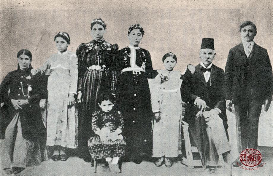 Բերրի, Սամուէլեան ընտանիքը
